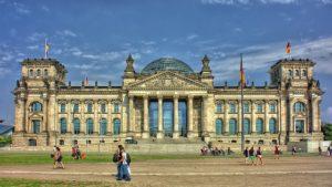 Regierung, Bundestag